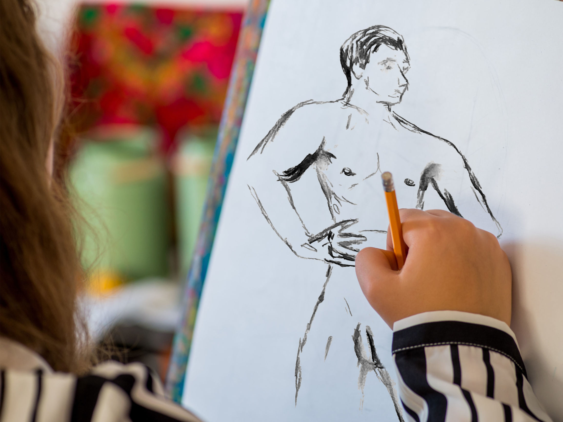 Looking for Life Drawing Inspiration?