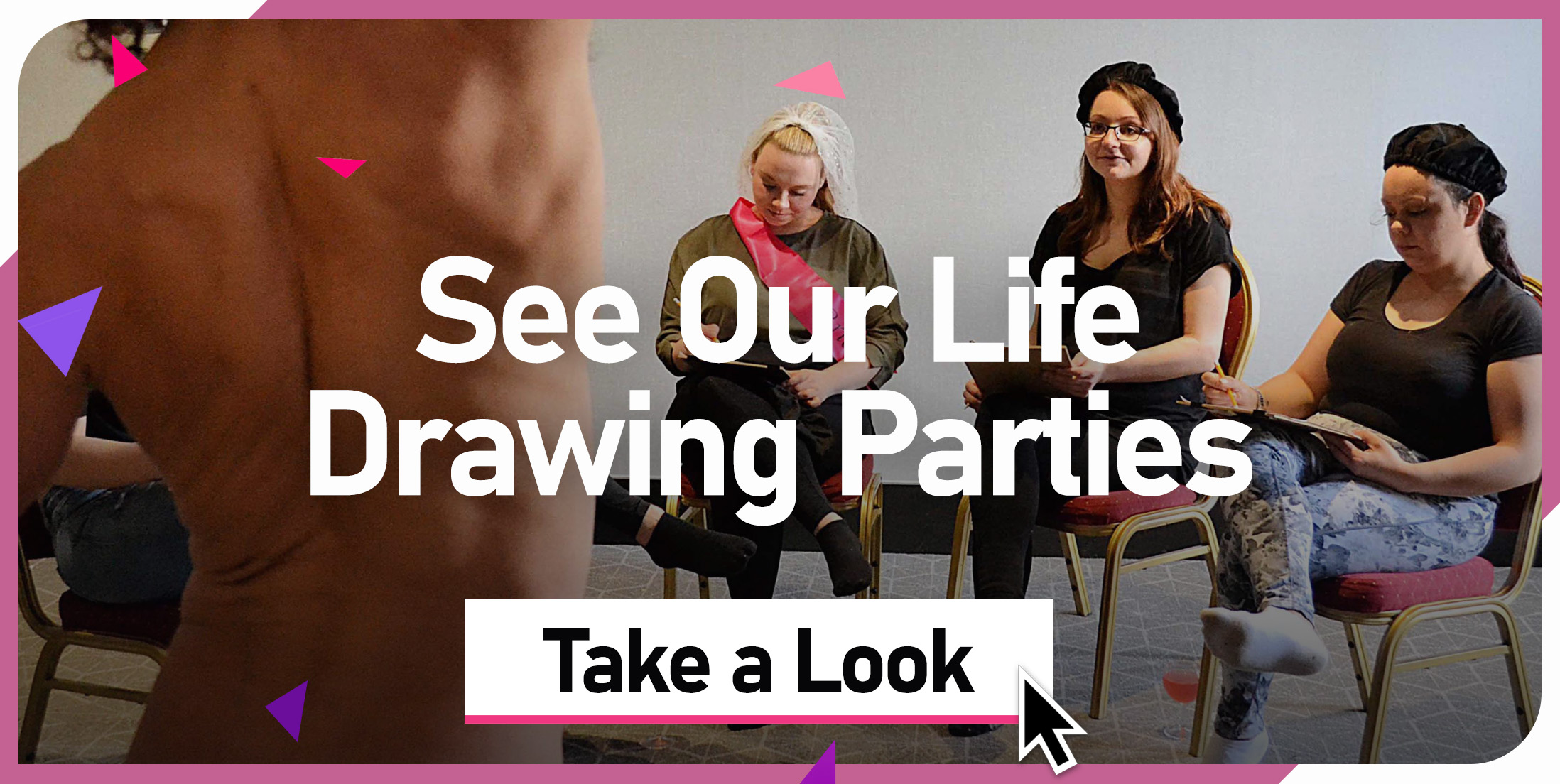 See Our Life Drawing Parties
